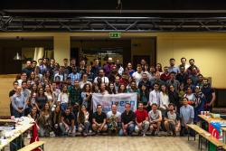 Welcome Week ESN Miskolc Erasmus Student Network esemény